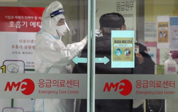 Өмнөд Солонгос: Нэг сүмд явдаг 10 хүн халдвар авчээ
