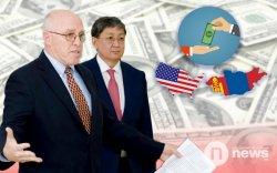АНУ Монголд 41.3 тэрбум төгрөгийн буцалтгүй тусламж үзүүллээ