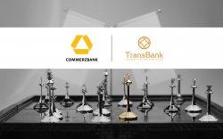 ТрансБанк Герман улсын Commerzbank-тай корреспондент дансны харилцаа тогтоолоо