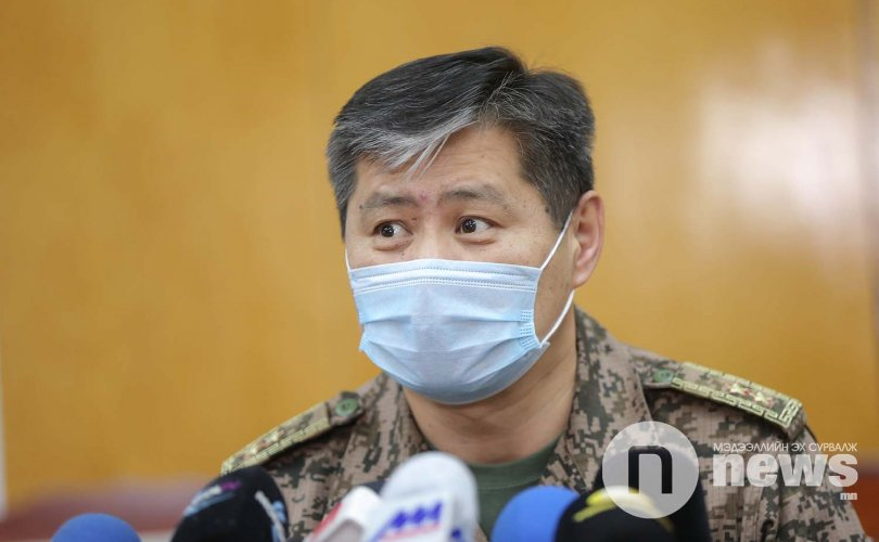 УОК: Улаанбаатар-Дархан-Сэлэнгэ чиглэлийн хөдөлгөөнийг түр хаалаа