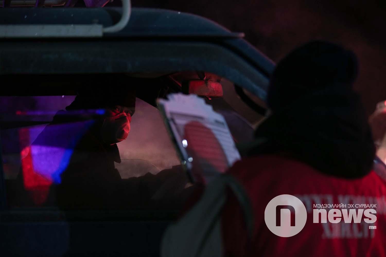Цагдаа (24Эмээлтийн товчоо хот хоорондын зорчих хөдөлгөөнийг нээлээ