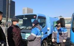 Дахин боловсруулах хог хаягдлын тээврийн тогтолцоог нэвтрүүллээ