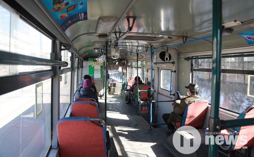 ХӨСҮТ: Автобусанд зорчихдоо хоёр метрийн зайнд зогсох хэрэгтэй