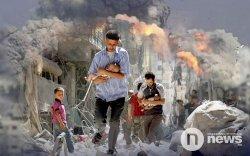Сирийн дайны 10 жил