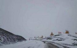 Цаг агаар: Нойтон цас орж, сэрүүснэ