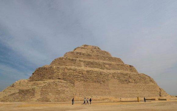 Египетийн хамгийн эртний пирамид олон нийтэд нээлттэй боллоо