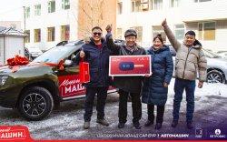 Петровис Группийн МИНИЙ МАШИН урамшуулалт хөтөлбөрийн эхний сарын урамшууллын эзэд шагналаа авлаа
