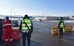 Энэ оны 03 дугаар сарын 16-ны өдрийн 07.00 цаг хүртэл автомашины хөдөлгөөнийг хязгаарлалаа
