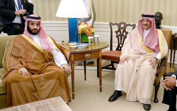 Саудын Арабын хааны гэр бүлийн гишүүд баривчлагдлаа