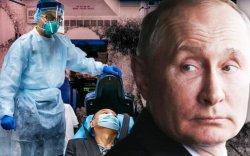 """Путины """"хаан"""" болох санаархлыг коронавирус зогсоолоо"""