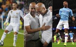 Манчестер Сити аваргаа хамгаалж, К.Роналдо Реал Мадридад туслав