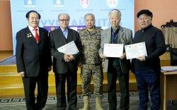 Монгол Улсын 70-96 насны ардын цолтнууд хандивын аянд нэгдлээ