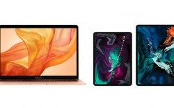 Apple шинэ Macbook Air болон Ipad Pro танилцууллаа