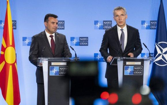 Умард Македон НАТО-ийн 30 дахь гишүүн орон боллоо