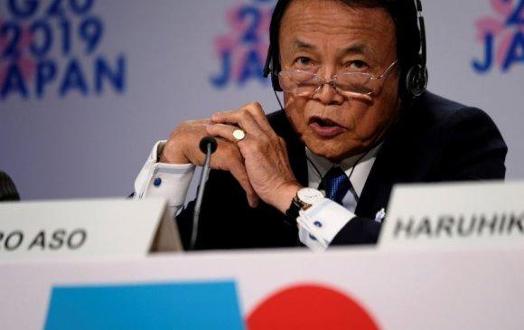 Таро Асо: Токио 2020 бол хараагдсан олимп