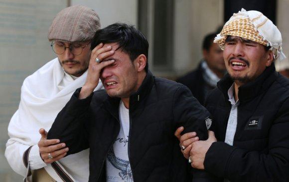 Кабул хотод халдлага болж 32 хүн амь үрэгдэв