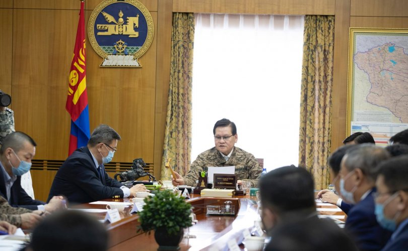 Монгол Улсад ажилладаг Франц Улсын иргэнээс шинэ коронавирусийн халдвар илэрчээ