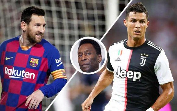 Пеле: К.Роналдо Л.Мессигээс илүү гэхдээ би хамгийн агуу нь