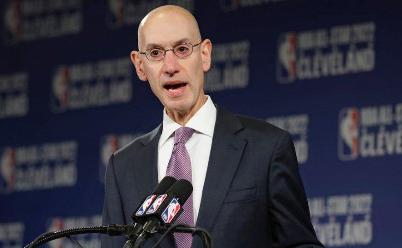 NBA-ийн улирал албан ёсоор түр зогслоо
