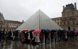 Covid-19 вирусээс болж Луврын музей хаагдав