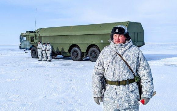 Путины тушаалаар хойд туйлын цэргийн анги нээгдлээ