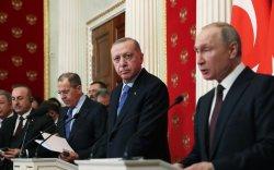Путин, Эрдоганы байгуулсан гэрээ Туркийг ялагдуулав уу?