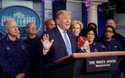 Трамп 10-аас дээш хүн нэг дор цуглахыг хориглов