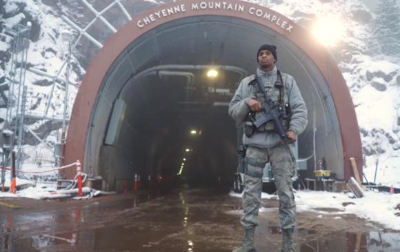 Пентагон тахлын бэлэн байдал хангах багийг уулын хоргодох байрлуугаа илгээлээ