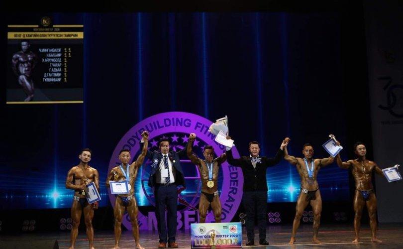 Монголын бодибилдингийн тамирчнаас допинг илэрлээ