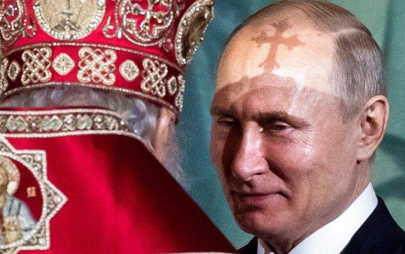 Путин ижил хүйстний гэрлэлтийг Үндсэн хуулиар хориглох санал оруулжээ