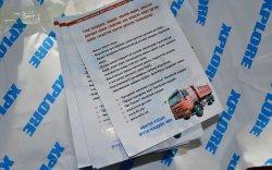 Нүүрс тээвэрлэгч жолооч нэг бүрт зөвлөмж хүргүүлж байна