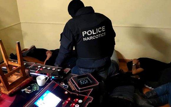 Хар тамхи худалдаалахыг завдсан нууц газруудыг илрүүлжээ