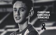 Атлетико Мадрид багийн 14 настай тоглогч хүү таалал төгслөө