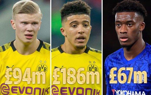 Дэлхийн хамгийн үнэтэй Gen-Z хөлбөмбөгчид