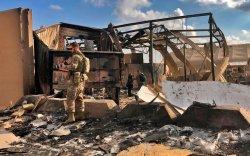 Ирак дахь АНУ-ын цэргийн бааз руу 30 гаруй пуужин харважээ