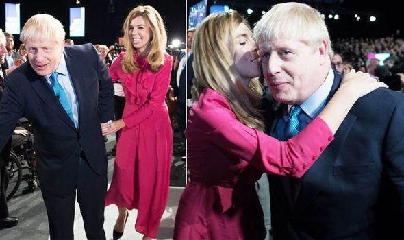Их Британийн Ерөнхий сайд шинэхэн амрагтайгаа сүй тавьжээ