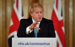 Их Британийн Ерөнхий сайд Борис Жонсон коронавирусийн халдвар авчээ