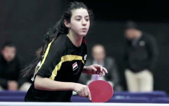 11 настай Сири охин Токио-2020 олимпийн эрх авлаа