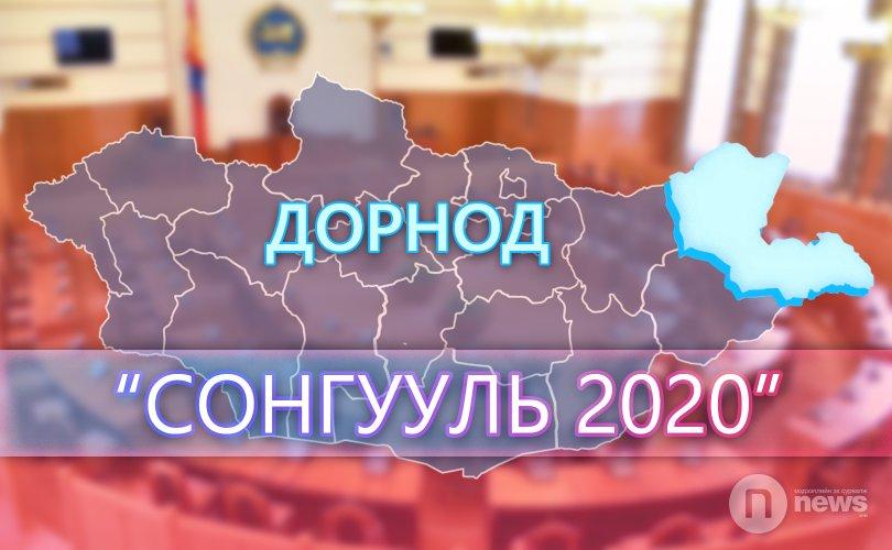 Сонгууль 2020: Дорнодчууд шинэ сонголт хийх үү?