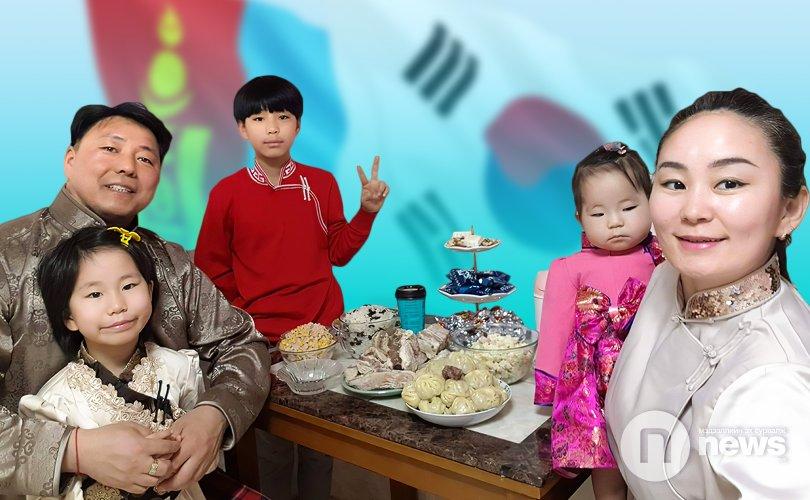 Funny Family: Монгол шиг сайхан эх орон хаана ч олдохгүй