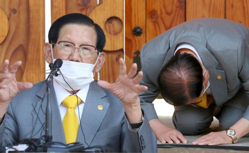 БНСУ: Халдвар 6000 давж, Шинчонжи сүм 12 тэрбум вон хандивлав