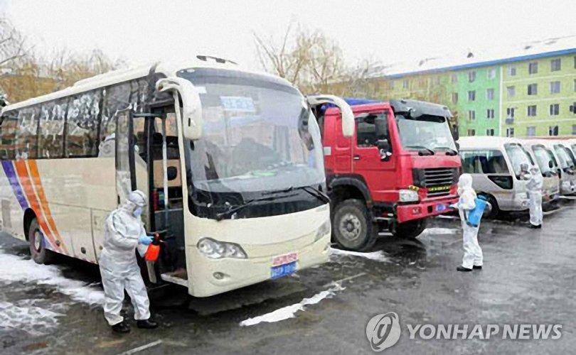 Хойд Солонгос нийтийн тээврээр амны хаалтгүй үйлчлүүлэхийг хоригложээ