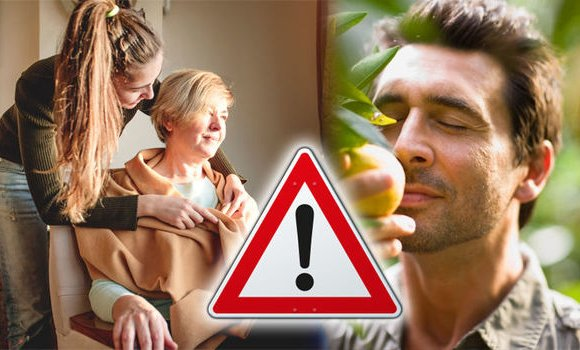 Коронавирус туссан өвчтөнүүд үнэрлэх, амтлах мэдрэмжээ алдаж байна