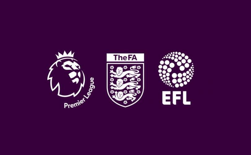 Английн хөлбөмбөгийн лигүүд дахин хойшлогдлоо