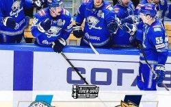 Казахстаны Барыс, Финландын Йокерит багууд эхний ялалтаа авлаа