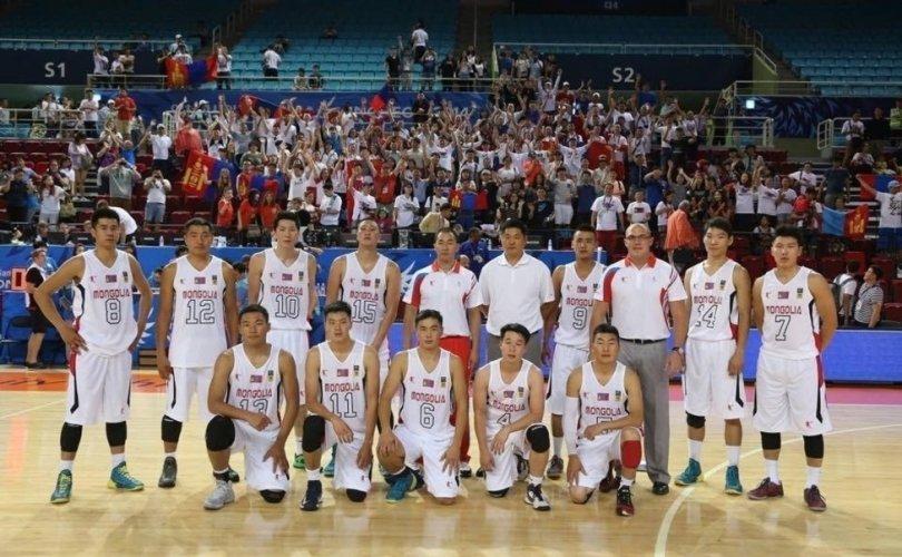 FIBA: Монголын шигшээ баг шинэчилсэн чансаанд багтсангүй