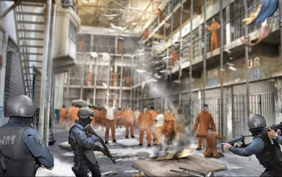Колумб: Коронавирусээс айсан хоригдлууд бослого гаргаж 23 хүн амь үрэгдэв