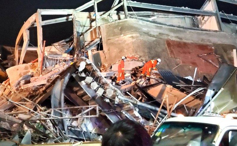 БНХАУ: Нурангиас 50 хүнийг аварчээ
