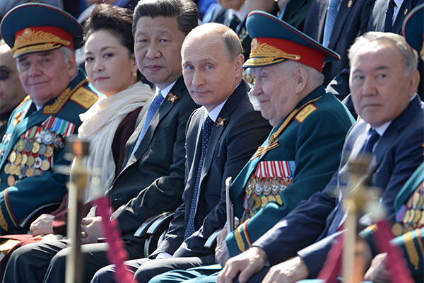 20 орны удирдагчид Ялалтын баярт оролцохоо баталгаажуулжээ