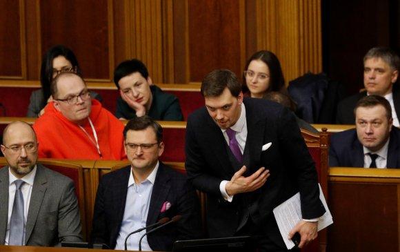 Украины Ерөнхийлөгч авлигагүй Засгийн газраа тараав
